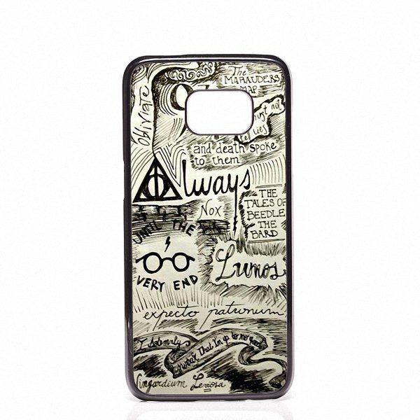 cover samsung s7 edge harry potter