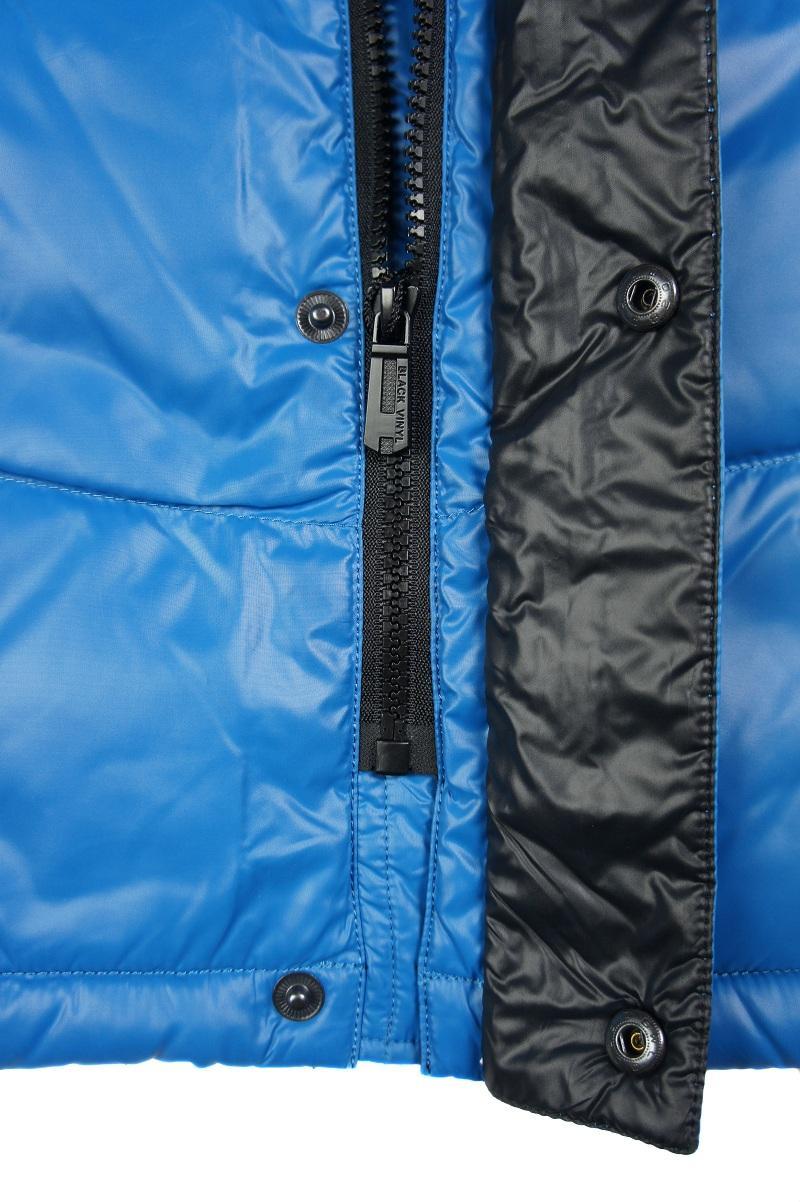 Großhandel SCHWARZ VINYL 2017 Winterjacke Männer Herbst Und Winter Kurze Warme Hohe Qualität Standard Kleidung Männliche Lässige Mäntel Von