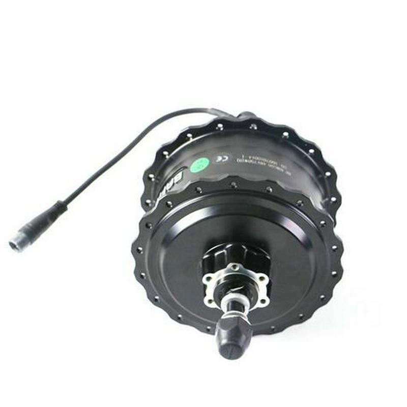 Motor traseiro do cubo de Bafang 48v750w para o transporte livre da bicicleta gorda