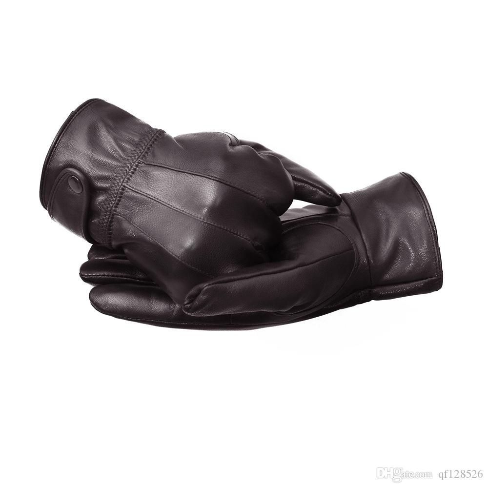 Mens leather gloves for iphone - About Payment