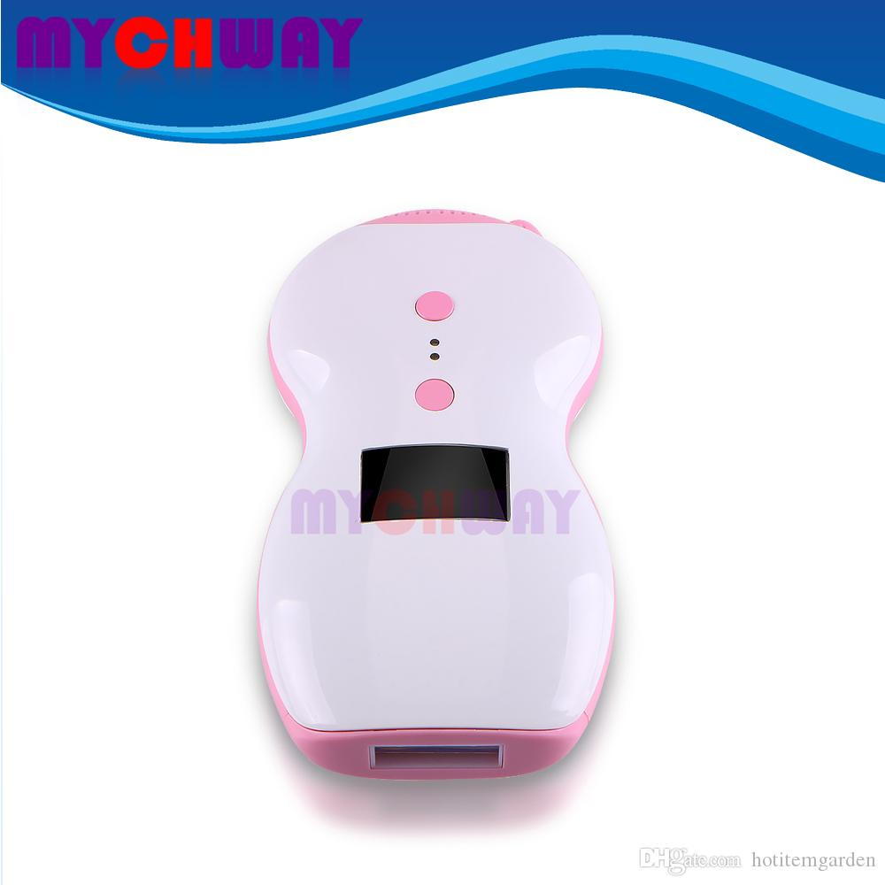 Led Screen Home Use IPL Laser Permanent Hair Removal Fast Body Hair Removal Anti-aging Beauty Device