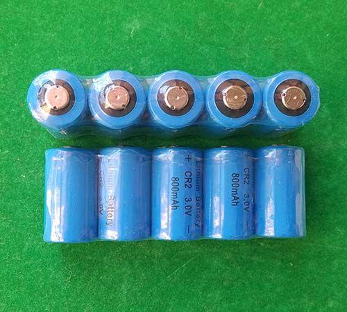 300pcs / lot 3v CR2 2 CR CR-2 DL KCR2 CR17355 비 충전식 리튬 카메라 사진 배터리