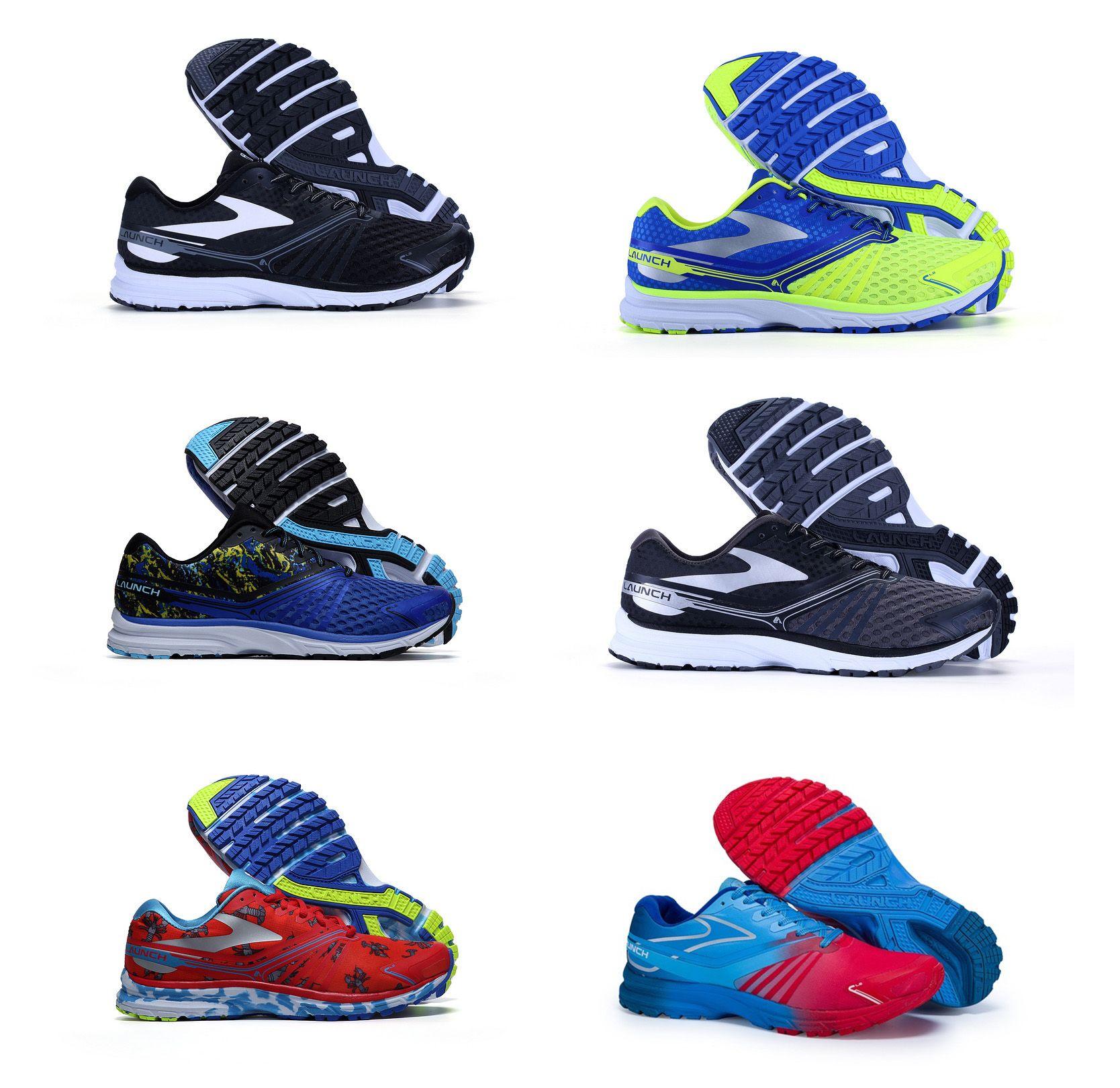 Original BROOKS Launch 2 Running Shoes