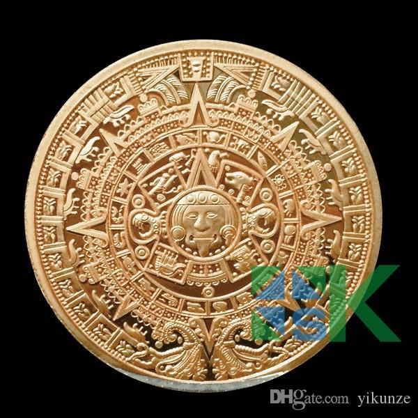 Gold artifacts mayan Metallurgy in
