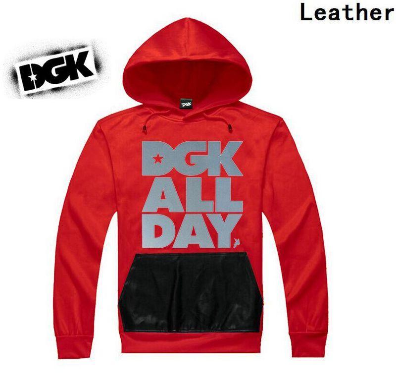 s-5xl C308 New Design Causal Mens DGK Hoodies, Sweatshirts Male Fashion Sportswear Outerwear, Man Outdoor Sports
