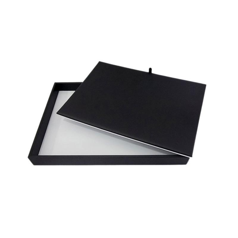 Hohe Qualität Schmuck Display Counter Pad Schwarz Weiß PU Doppelseite Verwendet Schmuck Bangel Halskette Uhr Veranstalter Ablage