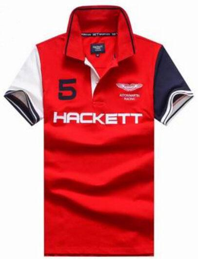 d15a24318 2019 Hackett New HKT Sport Men Casual Polo Shirt London Brand Design ...