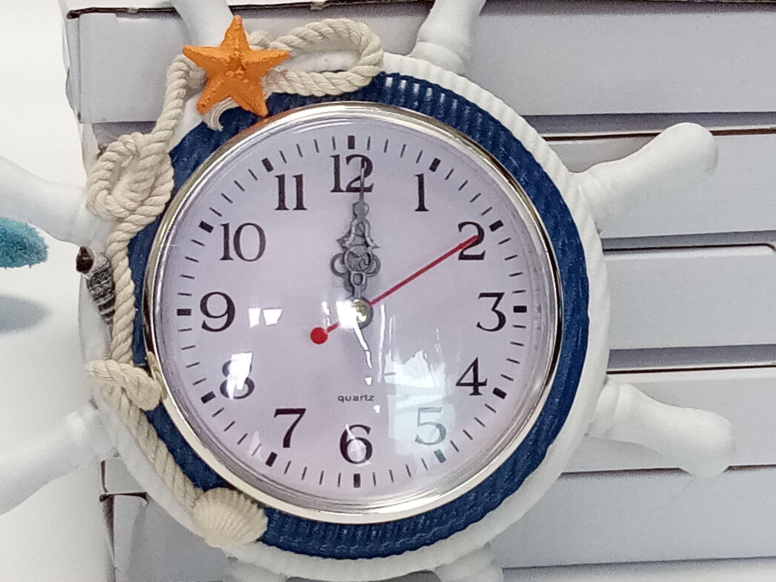 Deniz tarzı çocuklar bekleyen duvar saati ile o uyku odası vb __ hızlı ücretsiz gönderim