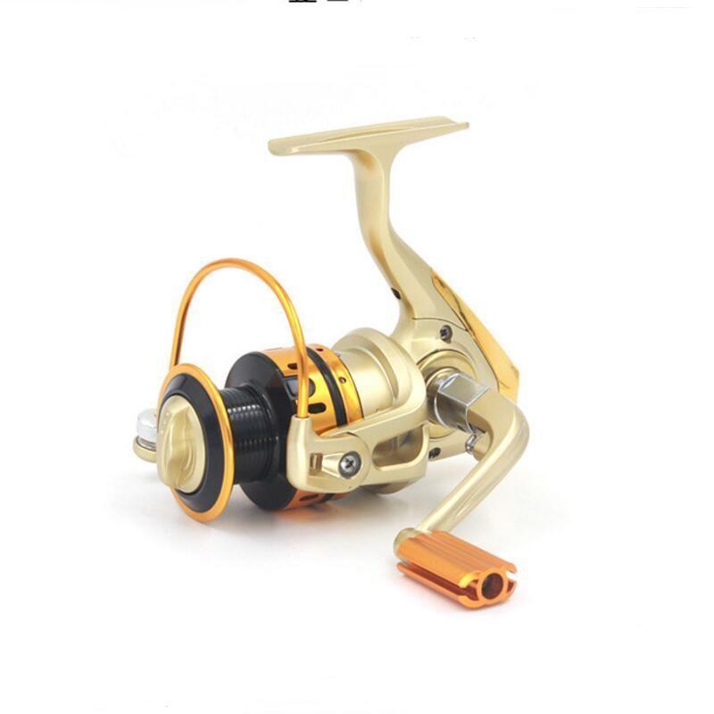 Wholesale 10BB 5.1:1回転釣りリール鯉釣りアルミ合金ワイヤーカップルアーニングリールフィッシングタックルMRシリーズ送料無料