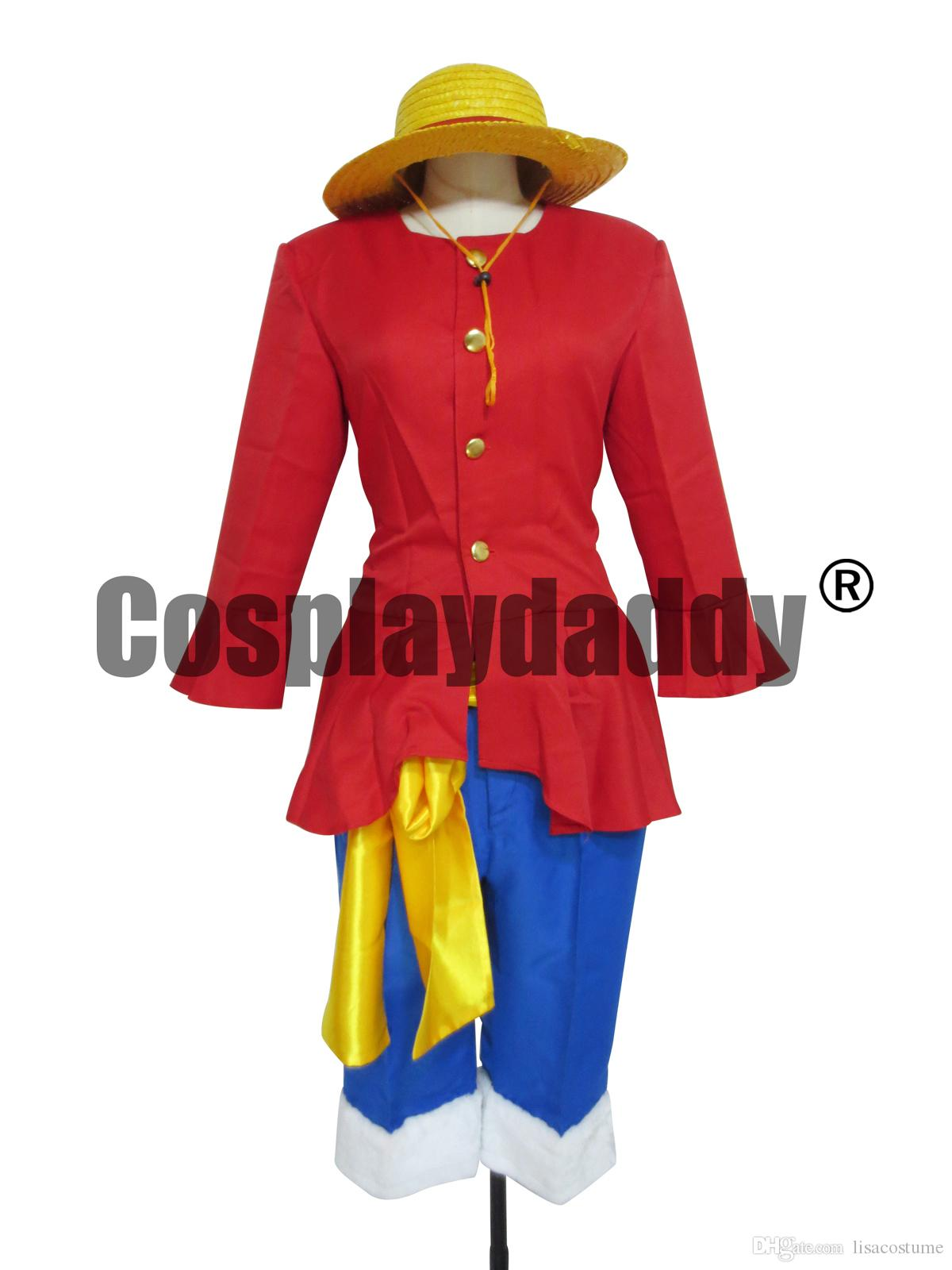 One Piece Monkey D Luffy 2 years after Cosplay Cosplay