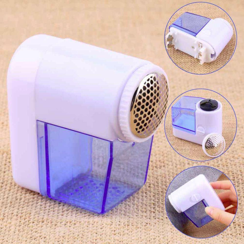 2016 new 1pcs Electric Fuzz Cloth Pill Lint Remover Wool Sweater Fabric Shaver Trimmer Popular New