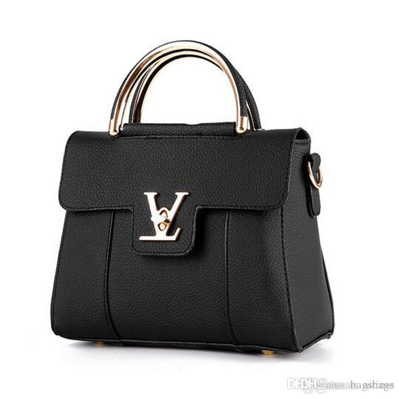 Femmina libera di trasporto 2017 nuovo vento di borsa di incenso di Vogue piccola borsa di modo delle signore ha portato una borsa della spalla all'ingrosso 8 colori