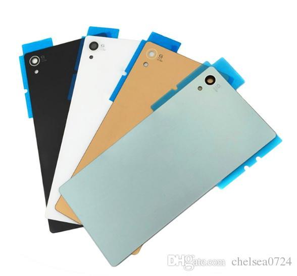 300pcs/lot, Battery Housing Door Back Cover Case for Sony Xperia Z L36h Z1 L39h Z1mini Z2 D6502 Mini Z3 D5803 Z4 Z5 Premium z5mini DHL Free