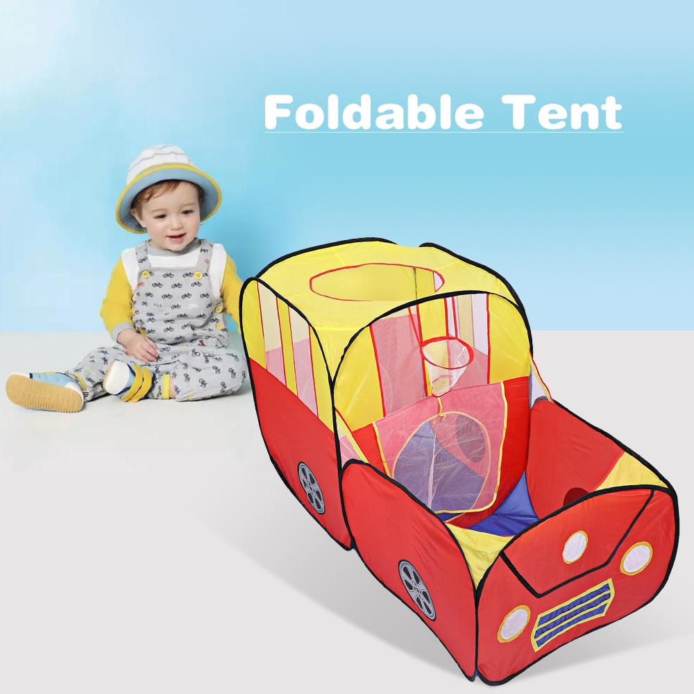 Play Tent Baby Outdoor Indoor Playhouse Foldable Kids Toys Tents Cartoon Car Play Game House Toy  sc 1 st  DHgate.com & Play Tent Baby Outdoor Indoor Playhouse Foldable Kids Toys Tents ...