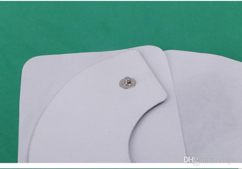 Coussinets d'électrode en tissu non-tissé pour la machine de massage par stimulation d'unité