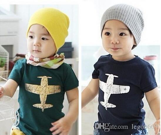 2017 estate bambini coreani abbigliamento all'ingrosso stampa bambini T-shirt a maniche corte per bambini più ragazze