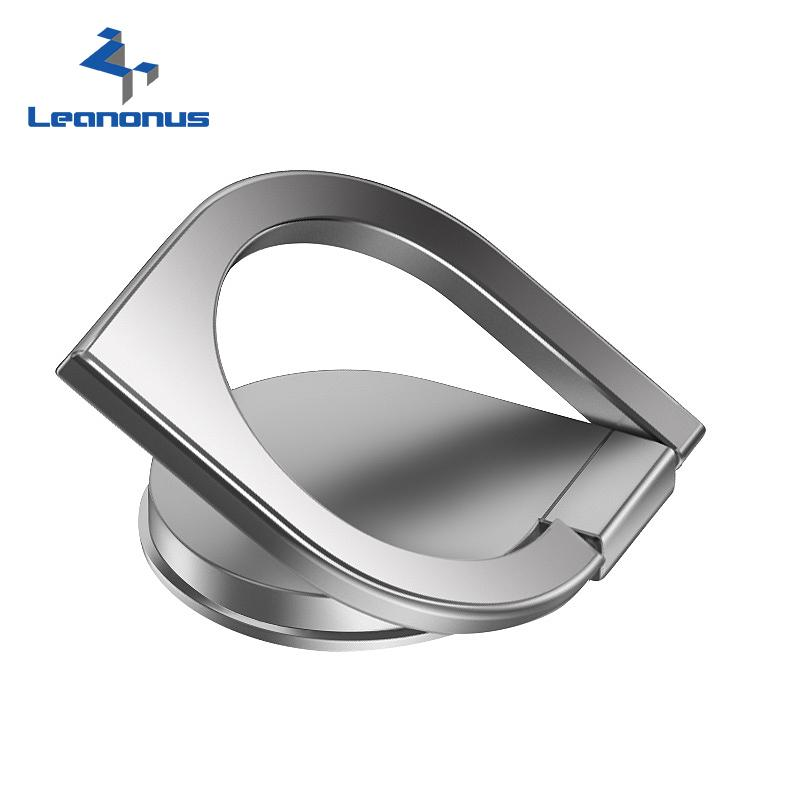 LEANONUS Universal Cell Phone Stand Creative Fidget Spinner Finger Ring Stand Holder for iPhone&Samsung Xiaomi All Handset