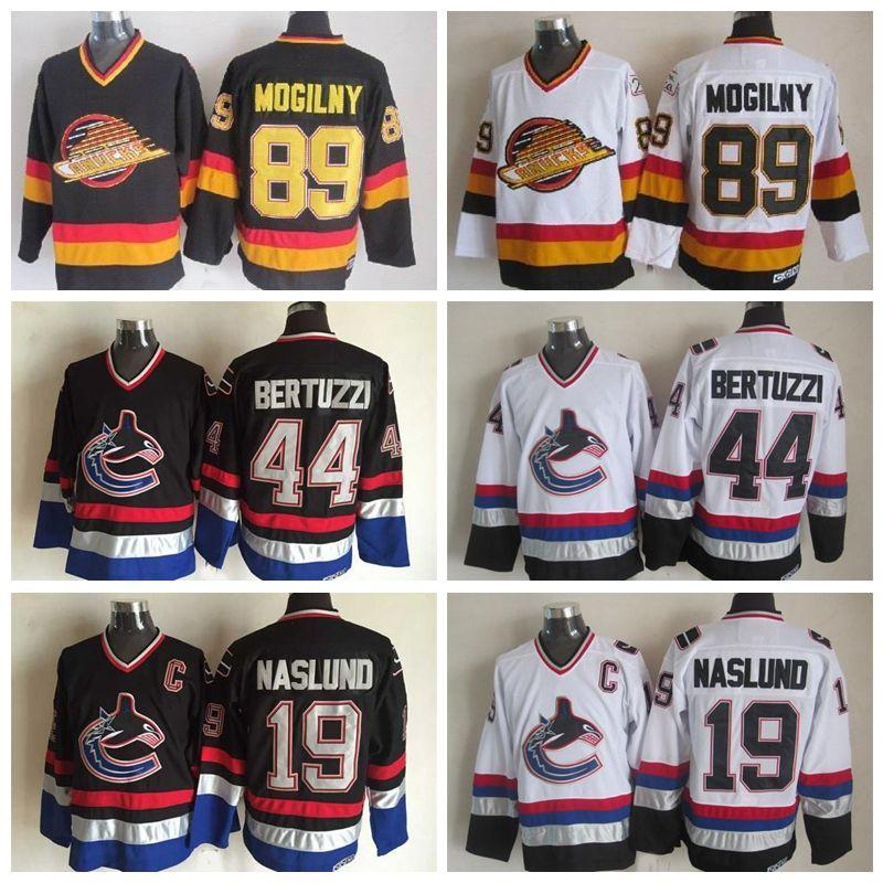2021 Vintage Vancouver Canucks Hockey Jerseys 89 Alexander Mogiln ...