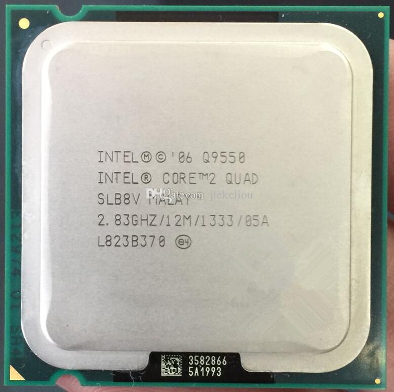 INTEL CORE 2 QUAD Q9550 DRIVER FOR PC