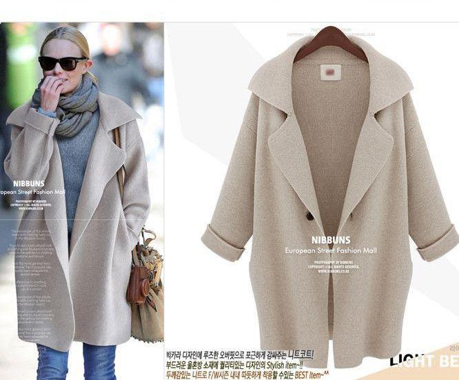 봄 겨울 긴 니트 여성 스웨터 패션 솔리드 니트 가디건 뜨개질 양모 니트웨어 레이디 판쵸 여성 탑 코트
