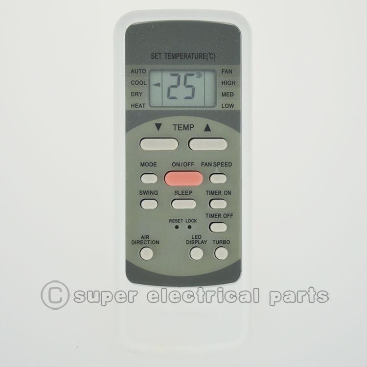 Telecomando del condizionatore daria sostituzione del telecomando del condizionatore daria universale nuovo controller di moda per R51M//E