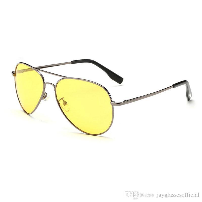 Nuovo arrivo polarizzati mens occhiali da sole rana occhiali vintage occhiali lenti verdi polaroid oculos de sol occhiali da sole di alta qualità retro
