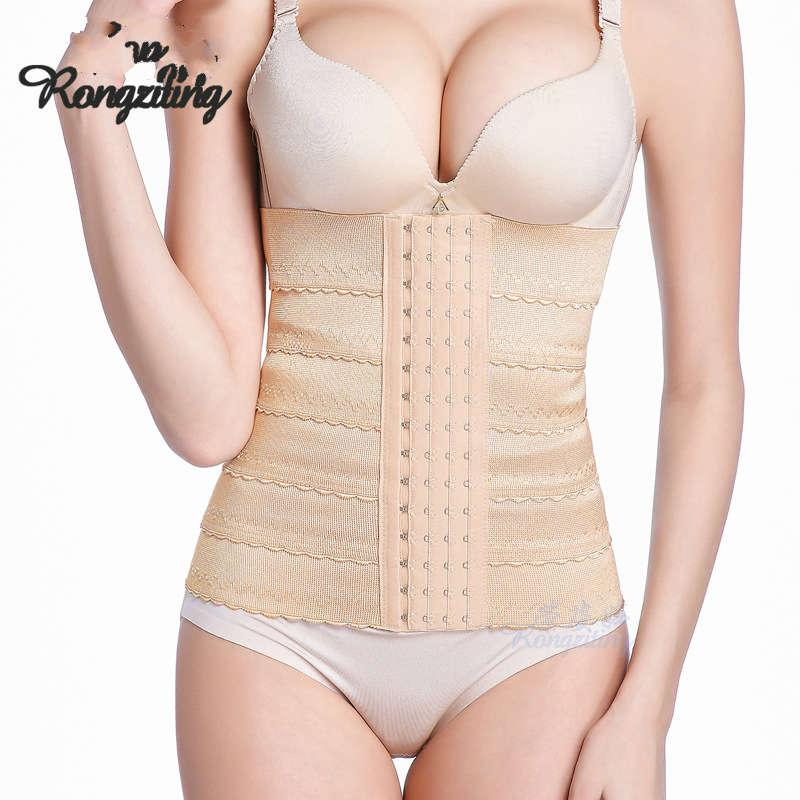 صائغي القمم 2017 المرأة داخلية ملابس داخلية زائد حجم الجسم المشكل الخصر الكورسيهات مشبك المنشعب المدرب عالية المرونة
