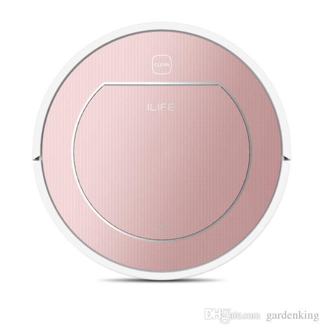 Brand ILIFE V7s Pro Robot Vacuum Cleaner with Self-Charge Wet Mopping for Wood Floor Free Shipping
