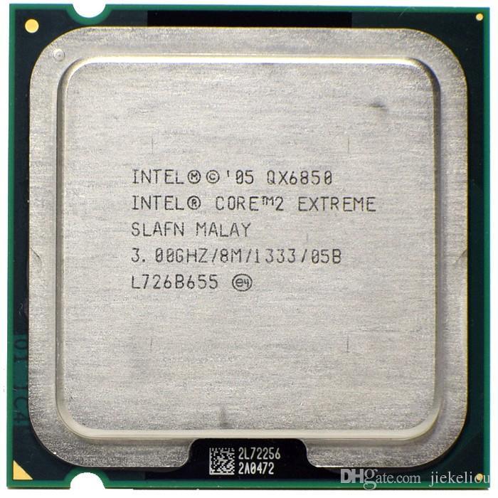Intel Core 2 Extreme QX6850 3.0 GHz Quad-Core CPU Processor 130W 8M 1333 LGA 775