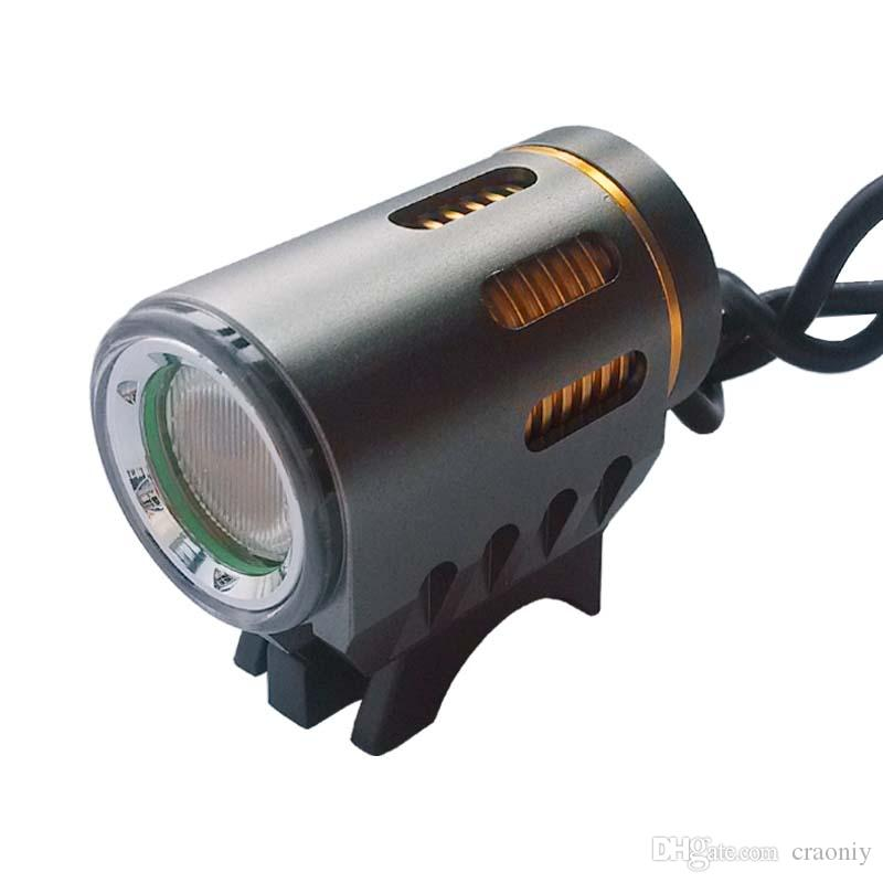 CREE XML2 LED Front Light MINI Bike Lamp L2 Headlamp (lamp only without battery)