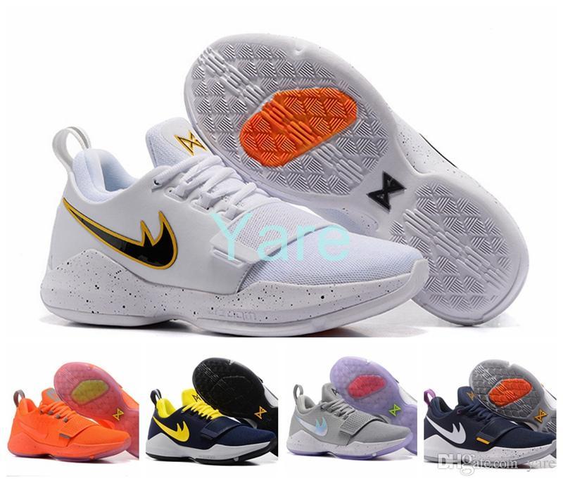 Paul George PG1 I Mens Basketball Shoes