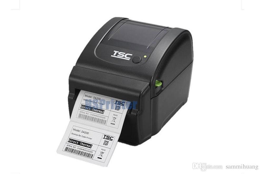 DA200 클리어런스 상품 배송 스티커 레이블 인쇄용 큰 판매 열 화상 영수증 프린터 인쇄