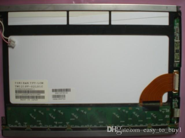12.1 '' pouces LCD écran industriel écran panneau tm121sv-02l01 800 * 600 tous les articles seront tester avant l'expédition 100% testé qualité parfaite