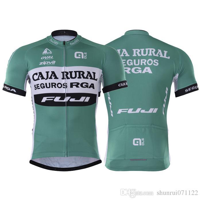 CAJA RURAL Racing Suit conjuntos de manga longa esporte mountain bike ciclismo roupas bicicleta mtb roupas de ciclismo China kits de ciclo