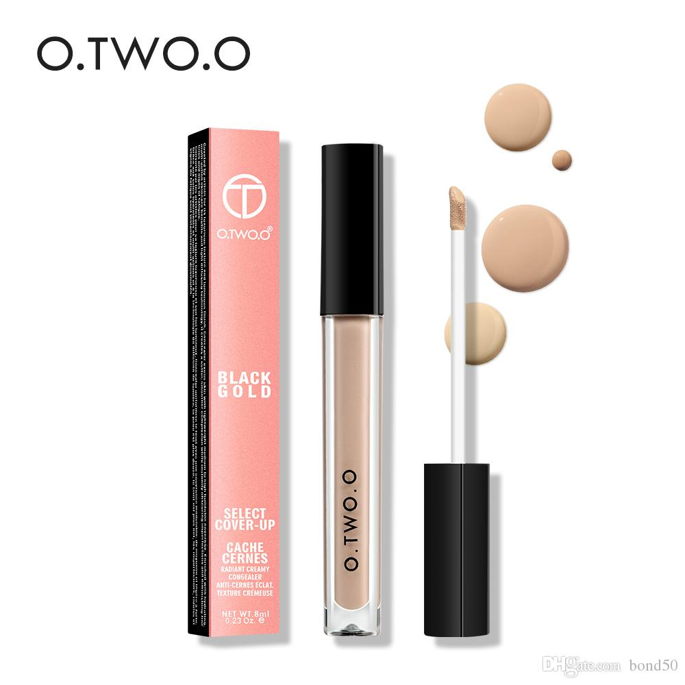 O.TWO.O Brand Makeup Concealer Liquid concealer Convenient Pro Eye concealer cream 4color Flawless Skin Conclear 6048