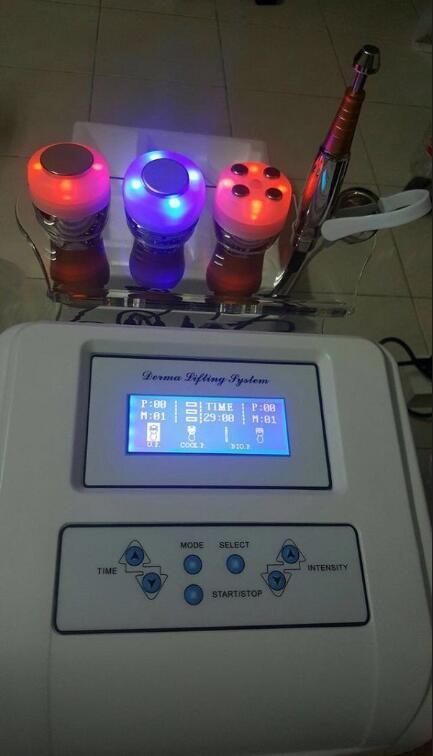 Spa-Salon verwenden keine Nadel Mesotherapie Gerät, keine Nadel Mesotherapie Maschine