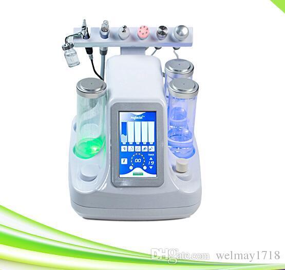 Micro dermoabrasão oxigenoterapia remoção de rugas faciais micro dermoabrasão rejuvenescimento da pele máquina de dermoabrasão
