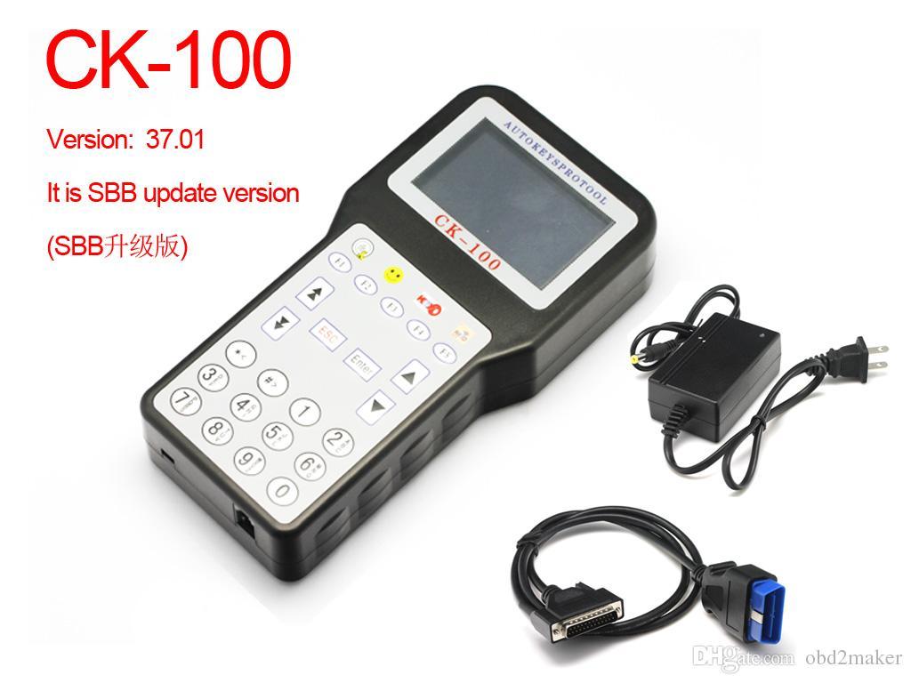CK-100 السيارات مفتاح مبرمج V46.02 SBB مع 1024 الرموز