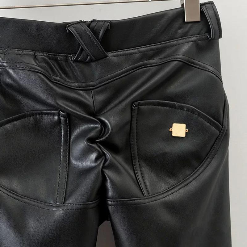 Hose auf der hufte