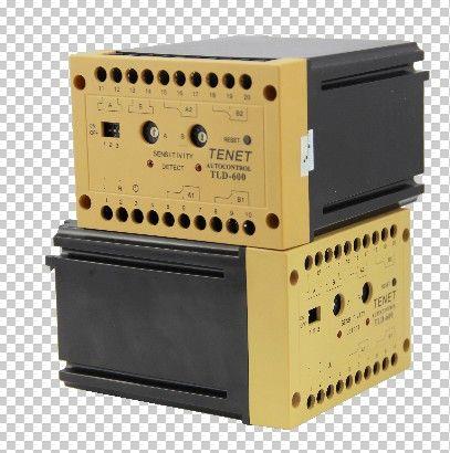 Detector de Veículo Duplo Loop TLD600