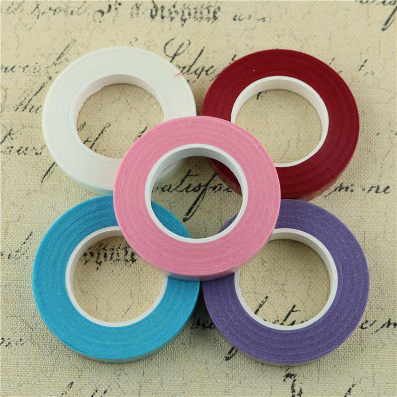 Carta per nastro a colori fiori nastro di carta fai da te fatto a mano