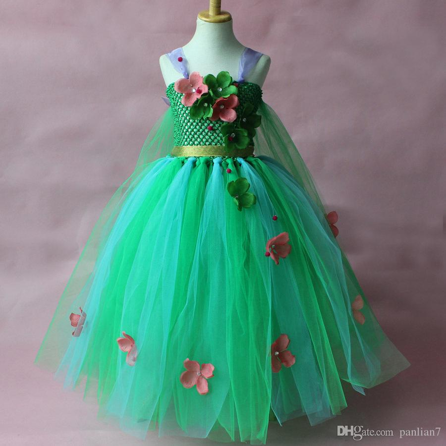 2018 Kids Prom Dresses Little Girl Dresses Christening Dresses For ...