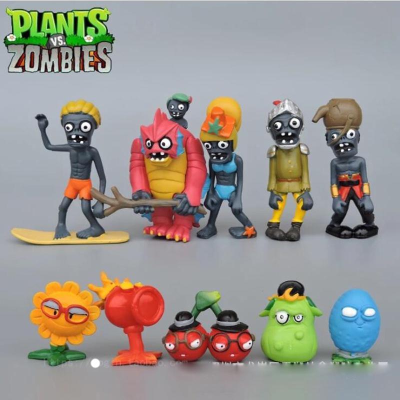 Niños Vs CalidadEn 2017 Brinquedos Plantas Peashooter De Figura Para Juguetes Zombies Modelo Acción Regalo Pvc Compre Alta iPZOXukT
