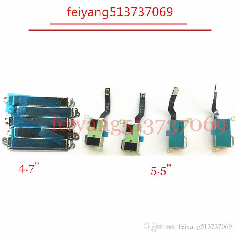 10pcs Original For iPhone 6s 6s plus Vibrator Module flex cable motor vibration Replacement Parts buzzer Assembly