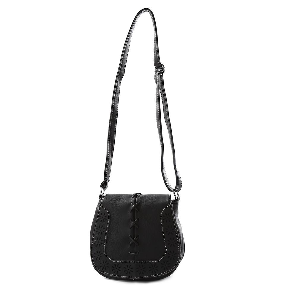 Retro Women Mini Round Bag Fashion Crossbody Handbag