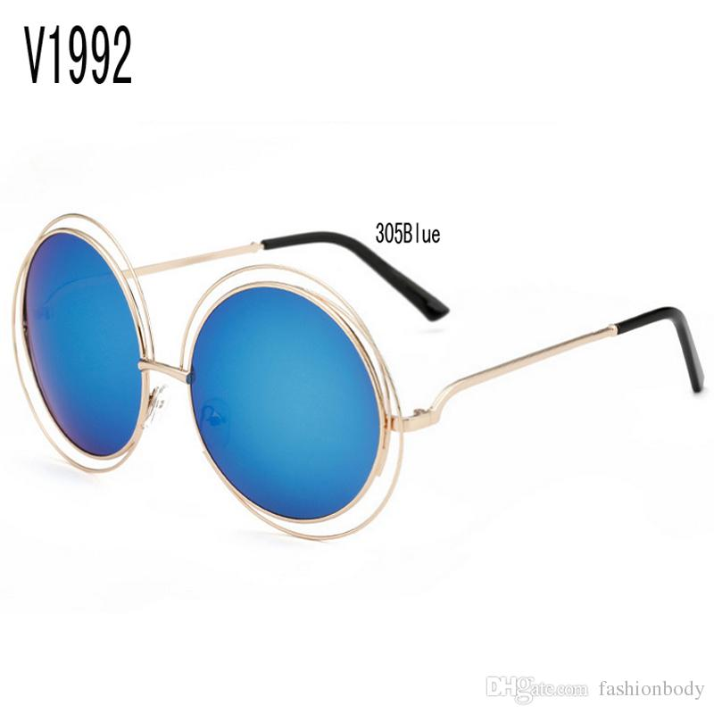 sunglasses for women korea oval face women case side shields china colour glass wholesale brand retro Uv protection market europe with box