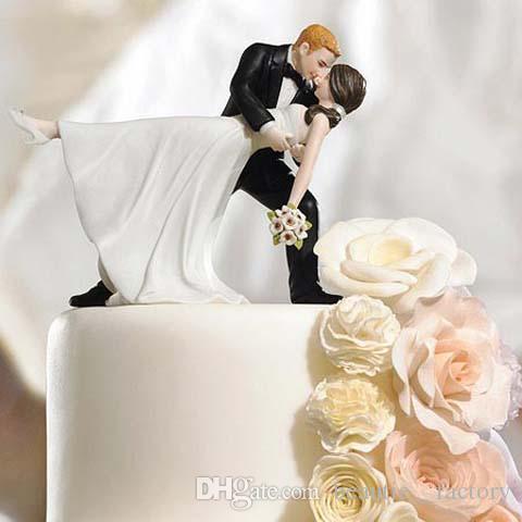 Couple de mariage Cake Topper Couple Cake Toppers Dance Cake Top