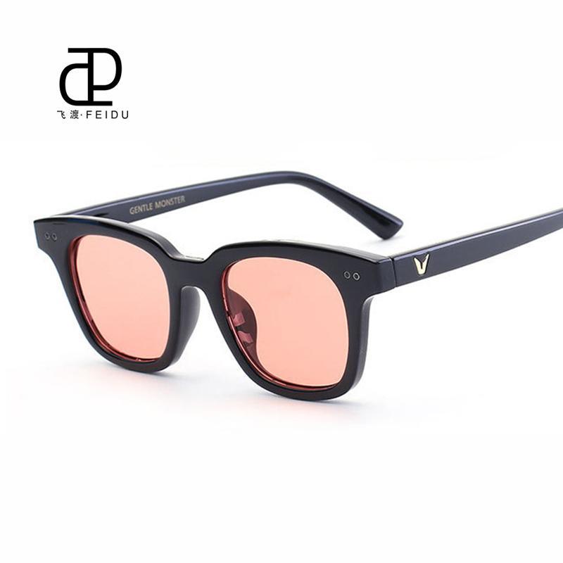 Wholesale- FEIDU 2016 neue Ankunfts-Qualitäts-Platz-Sonnenbrille-Männer Design Fahren Sonnenbrillen für Männer UV400 Gafas