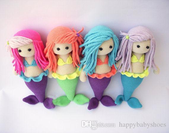 Bambola - Amigurumi | Boneca de crochê - YouTube | 448x570