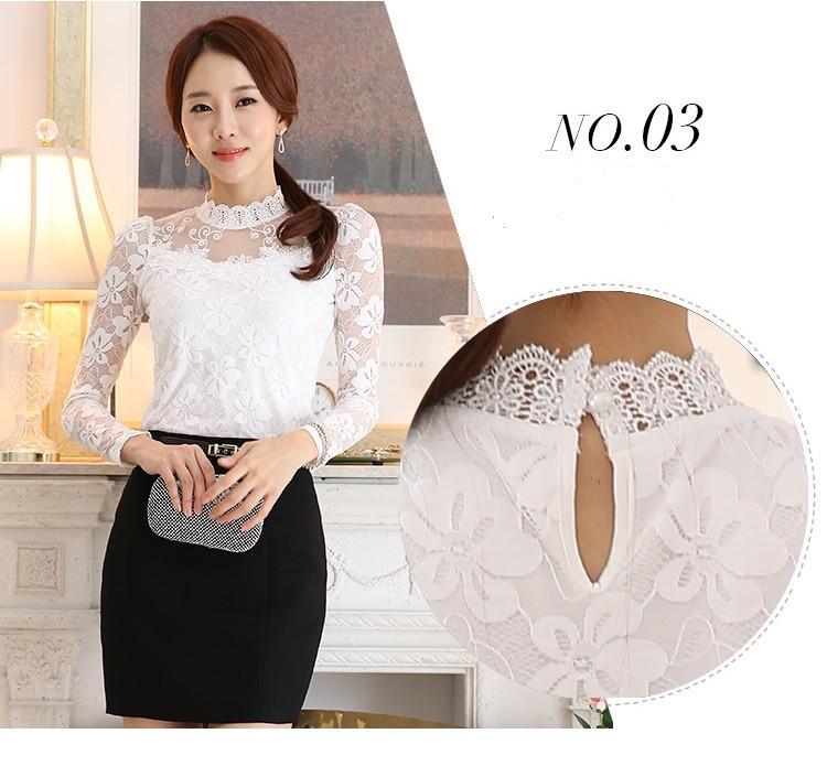 lace blouse 510